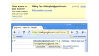 Gmail permite dar acceso a otras personas a tu cuenta de correo