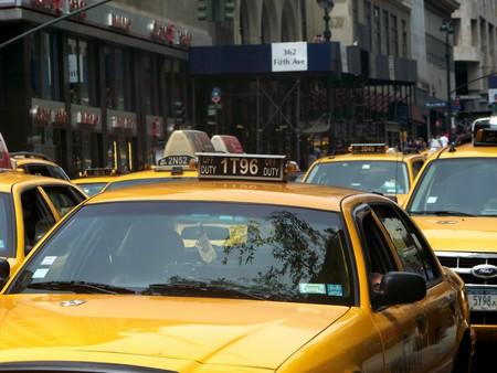 Nueva York Uber Metro Taxi