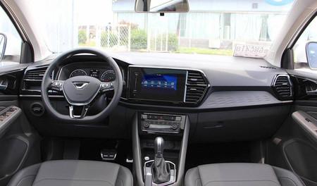 Jetta Vs5 interior