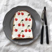 Los desayunos son más alegres con las tostadas que están triunfando en Instagram
