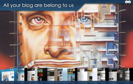 All your blog are belong to us (XX)