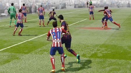 Sanción de Luis Suárez también llega a FIFA 15