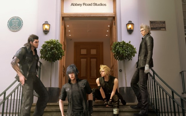 Final Fantasy Abbey Road