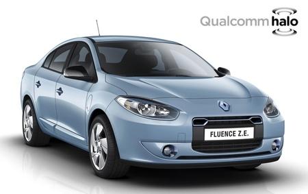 Renault también apuesta por la recarga inalámbrica