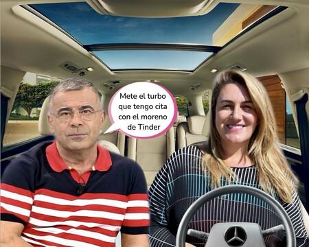 El nuevo Mercedes de Carlota Corredera: un bicharraco que supera los 70.000 euros con el que podría derrapar en Telecinco