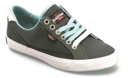 Eastpak, ahora también zapatillas