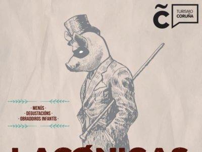 Lacónicas, primera edición de las Jornadas del Lacón con Grelos de A Coruña