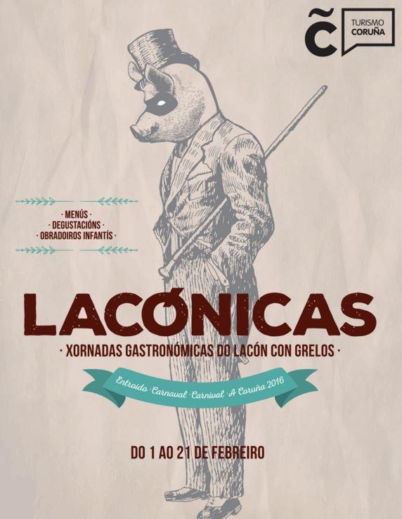 Laconicas