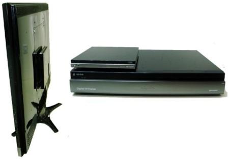 Sharp serie X, con tecnología WHDI