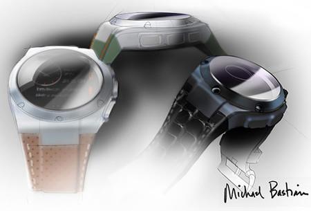 Así de bien luciría el reloj inteligente de HP