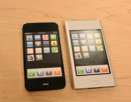 Hurgando en la historia de la telefonía: algunos prototipos de iPhone