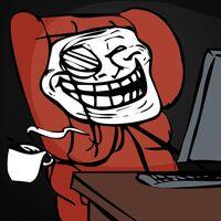 Internet no te convierte en un troll. Si eres un idiota online, probablemente también lo seas en persona