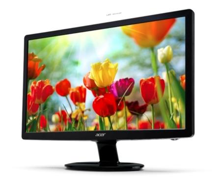 Acer S271HL, pantalla que cuida su línea