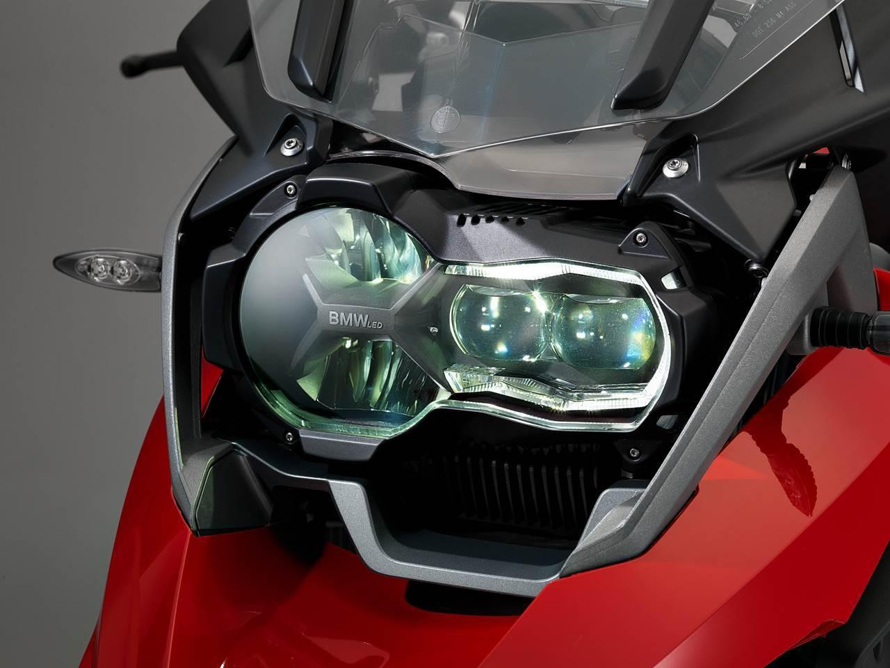 BMW R1200GS 2013, detalles