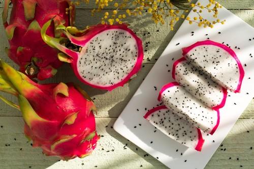 Pitahaya o fruta de dragón: propiedades, beneficios y su uso en la cocina