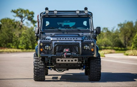 Land Rover Defender Tuning Project Viper 3 1584388573