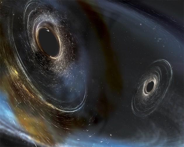 Web Blackhole Ligo 1