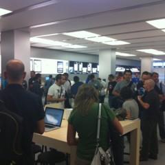 Foto 22 de 93 de la galería inauguracion-apple-store-la-maquinista en Applesfera