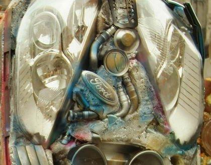 El arte del reciclado