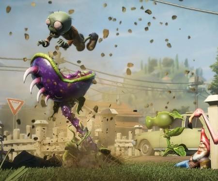 Por qué Plants vs. Zombies: Garden Warfare se come con patatas a Titanfall