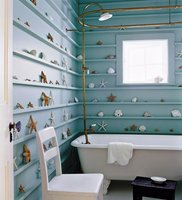 Decora el baño de tu casa de la playa