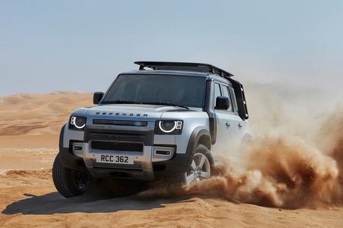 Land Rover Defender 2020: tan capaz de cruzar lo que sea y ensuciarse, como de ser lujoso y cómodo
