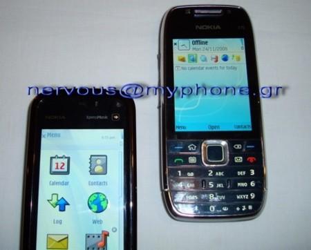 Nokia E75, próximamente con teclado QWERTY deslizante