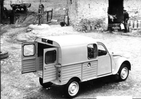 1951. Citroën 2CV Furgoneta