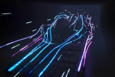 Solo apto para frikis: Fotografía, vídeo y efectos especiales 3D mezclados con un poco de ciencia ficción, gracias
