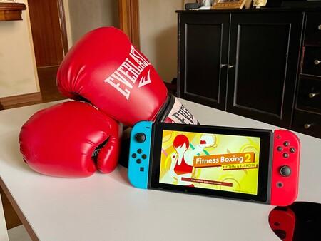 'Fitness Boxing 2: Rhythm and Exercise': probamos el videojuego activo para Nintendo Switch que mezcla fitboxing y música