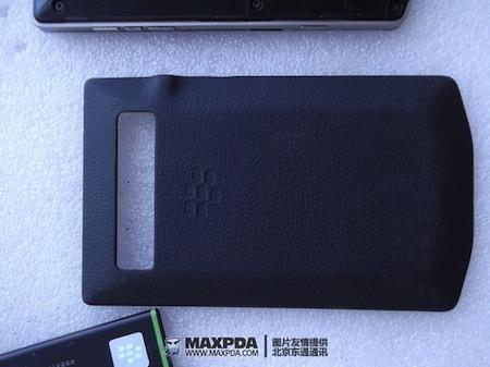 BlackBerry Bold 9980 Knight, nueva serie limitada de BlackBerry de gama alta