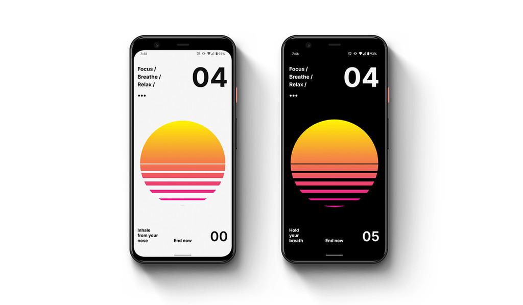 Abduzeedo lanza su primera app: diseño bonito y minimalista que nos ayuda a