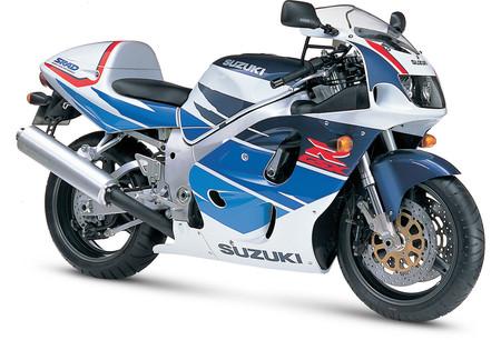 Suzuki Gsx R750 1996