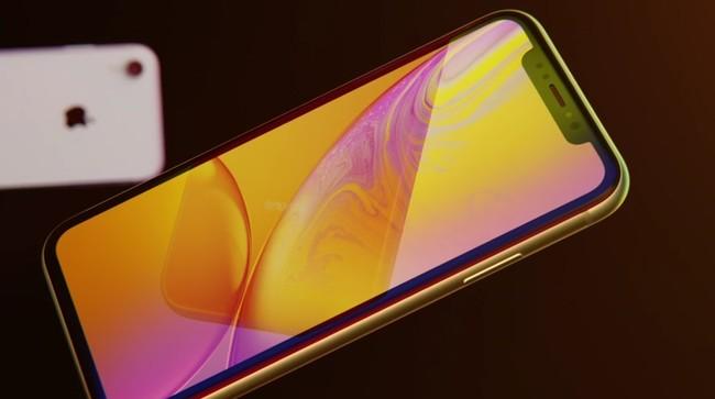 iPhone Xr: pantalla LCD de 6,1 pulgadas y frecuencia de refresco 120 Hz como protagonistas