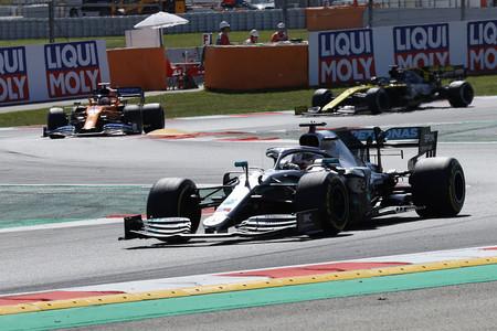 Hamilton Espana F1 2019