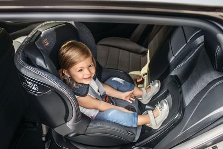 Siete datos que demuestran que nuestro hijo viajará más seguro a contramarcha