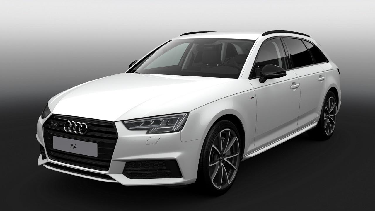 Foto de Audi Black Line Edition (1/4)