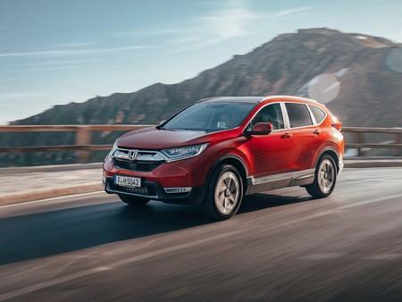 Honda 2018 Cr V 6
