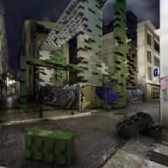 Foto 5 de 7 de la galería reconstruyendo-espacios-en-valencia-con-lego en Decoesfera