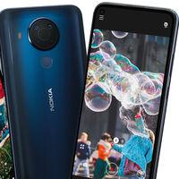 Nokia 5.4: un nuevo gama media con cámara cuádruple y pantalla perforada por menos de 200 euros