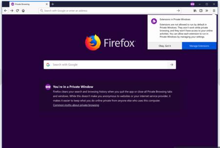 La navegación privada de Firefox pronto será un poco más privada
