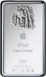 El iPod de David Bisbal, tras la estela de U2