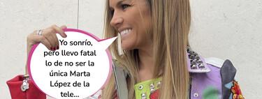 El preocupante motivo que ha llevado a Marta López a pasar dos veces por quirófano