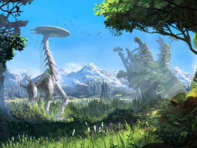 Horizon: Zero Dawn nos brindará una experiencia centrada al modo de un solo jugador, aunque habrá opciones sociales