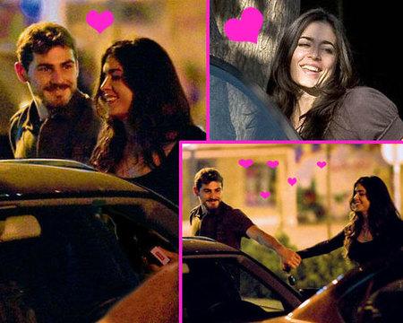 Confirmado, Iker Casillas y Ana Medinabeitia son novios