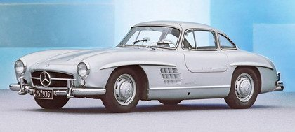 Mercedes-Benz 300SL Gullwing, el primer superdeportivo de la historia