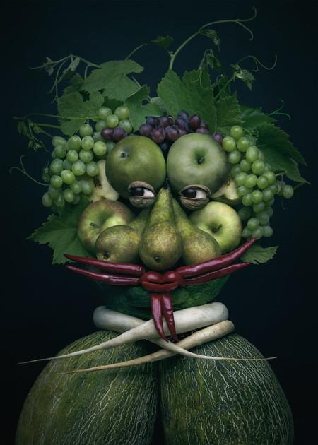 Retratos Frutas 2