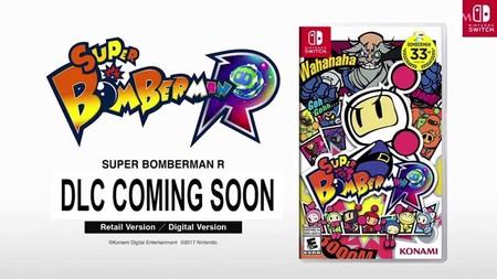 Super Bomberman R tendrá DLC gratis en un futuro