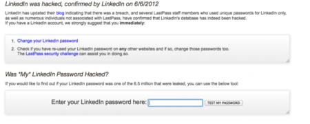 ¿Cómo verificar si tu contraseña de Linkedin fue robada?
