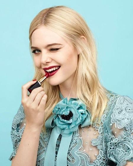 ¡Fichaje estrella! Elle Fanning se convierte en la nueva imagen de L'Oréal Paris
